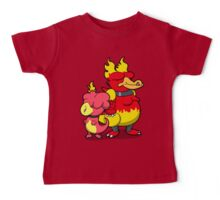Flammy Mc Pokeboob Baby Tee