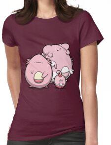 Egg nurses Womens Fitted T-Shirt