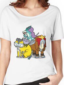 Legendary Doggo's Women's Relaxed Fit T-Shirt