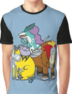 Legendary Doggo's Graphic T-Shirt