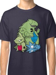 Terrific Tyrannic Dinosaurs Classic T-Shirt