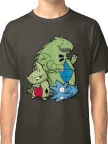Terrific Tyrannic Dinosaurs Classic T-Shirt