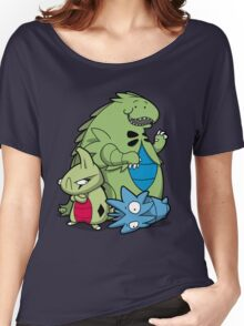 Terrific Tyrannic Dinosaurs Women's Relaxed Fit T-Shirt
