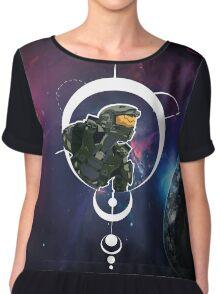 Space Chief Chiffon Top