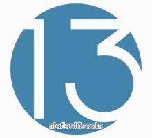 Station 13 Circle Logo Tee Kids Tee