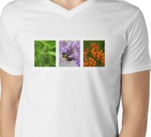 Insects in Action Mens V-Neck T-Shirt