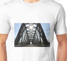 Sunshine Through the Train Bridge Unisex T-Shirt