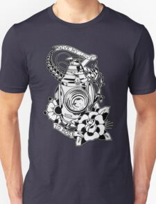 Lantern tattoo design Unisex T-Shirt