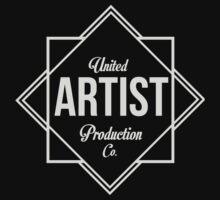 United Artist Production One Piece - Short Sleeve
