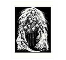 The Gravelord Art Print