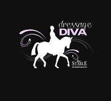 Dressage Diva (Black) Unisex T-Shirt
