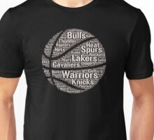 Basketball Teams Unisex T-Shirt