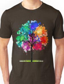 tree abstract Unisex T-Shirt