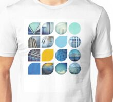 Cold Comfort Collage — The Blues Unisex T-Shirt