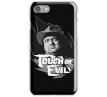 Touch of evil Orson Welles iPhone Case/Skin