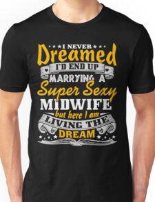 Midwife Husband Gift - Hot shirt 2017 Unisex T-Shirt