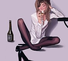 Happy Hour by girlcrush