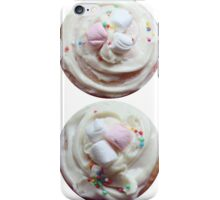Marshmallows and sprinkles iPhone Case/Skin