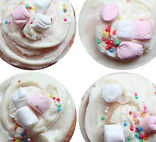 Marshmallows and sprinkles by tweeandme