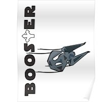 Booster Interceptor Poster