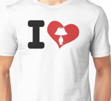 Get New I Love Lamp 3 Funny T-Shirts Unisex T-Shirt