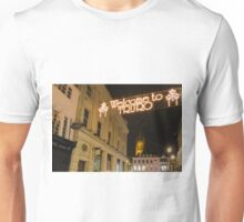 Welcome to Truro Unisex T-Shirt