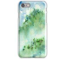 Mystic Tree Islands iPhone Case/Skin
