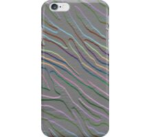 3d Surprise Rainbow Zebra iPhone Case/Skin