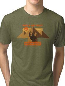 Watch Me Whip Tri-blend T-Shirt
