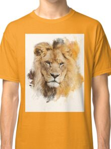 The Gentle Soul of the Lion Classic T-Shirt