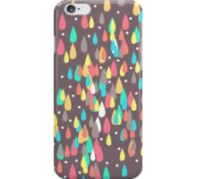 Rainbow Drops iPhone Case/Skin