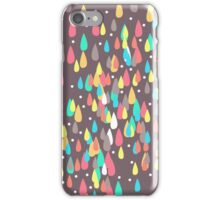 Rainbow Drops iPhone Case/Skin
