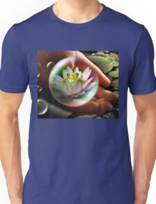 BUBBLE FROG FOR YOU, by E. Giupponi Unisex T-Shirt