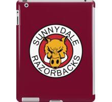 Sunnydale Razorbacks Series 1-3 iPad Case/Skin