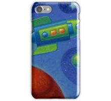 Space Oddity 2016 iPhone Case/Skin