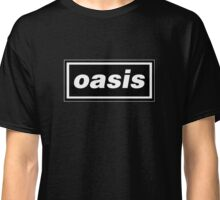 oasis band Classic T-Shirt