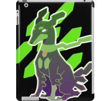 Zygarde 10% Form iPad Case/Skin