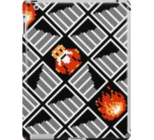 Take Any Road You Want / pattern / black iPad Case/Skin