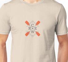 Crew Rowing Row  Unisex T-Shirt