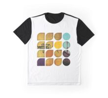 Cold Comfort Collage — Drippy Tag Graphic T-Shirt