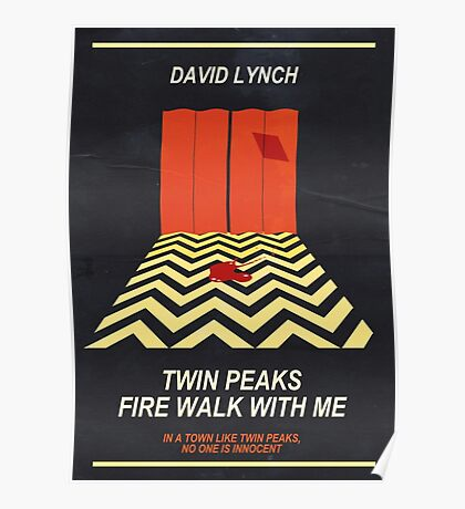 Twin Peaks: Red Room Poster