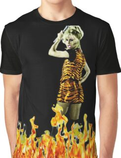 Xanadu Burnin' Hot  Graphic T-Shirt