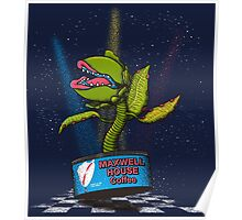 Dancing with the Plants: Audrey II Poster