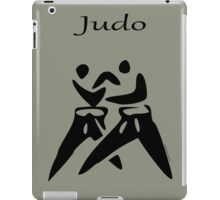 JUDO...the Dance of Champions! iPad Case/Skin
