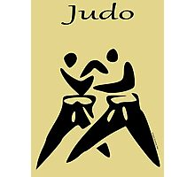 JUDO...the Dance of Champions! Photographic Print