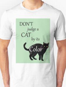 Cat Poster Unisex T-Shirt