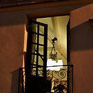 salon window by Karen E Camilleri
