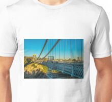 The Clifton Suspension Bridge from the west Unisex T-Shirt