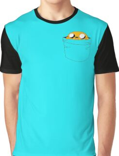 Pocket Jake Graphic T-Shirt