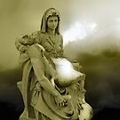 ...in the arms of an angel by Barry W  King